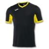 Koszulka piłkarska JOMA Champion IV czarno-żółta 100683.109