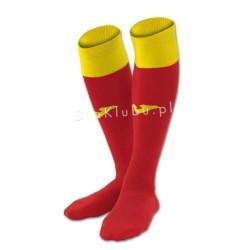 Getry piłkarskie JOMA Calcio 24 czerwono-żółte