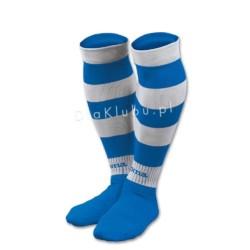 Getry piłkarskie JOMA Zebra niebiesko-białe