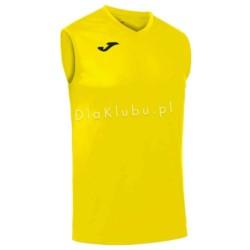 Koszulka koszykarska JOMA Combi Basket żółta