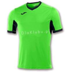 Koszulka piłkarska JOMA Champion IV zielono-czarna