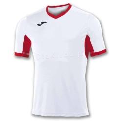 Koszulka piłkarska JOMA Champion IV biało-czerwona
