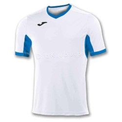 Koszulka piłkarska JOMA Champion IV biało-niebieska