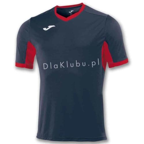 Koszulka piłkarska JOMA Champion IV szaro-czerwona