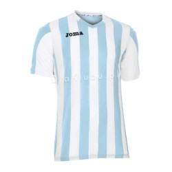 Koszulka piłkarska JOMA Copa jasno niebiesko-biała