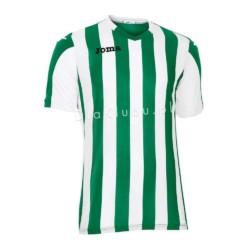 Koszulka piłkarska JOMA Copa zielono-biała