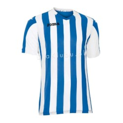 Koszulka piłkarska JOMA Copa niebiesko-biała