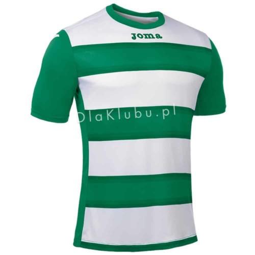 Koszulka piłkarska JOMA Europa III zielono-biała