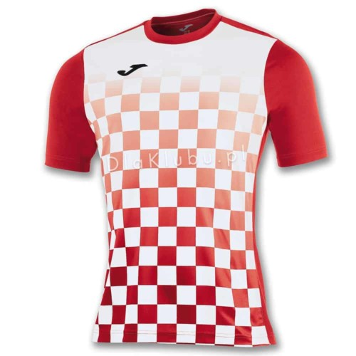 Koszulka piłkarska JOMA Flag czerwono-biała