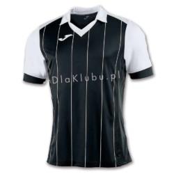Koszulka piłkarska JOMA Grada czarno-biała