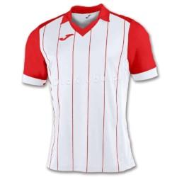 Koszulka piłkarska JOMA Grada biało-czerwona