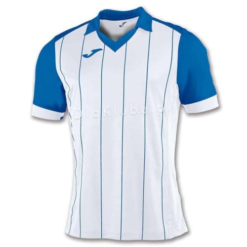 Koszulka piłkarska JOMA Grada biało-niebieska