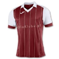 Koszulka piłkarska JOMA Grada brązowo-biała