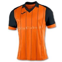 Koszulka piłkarska JOMA Grada pomarańczowo-czarna