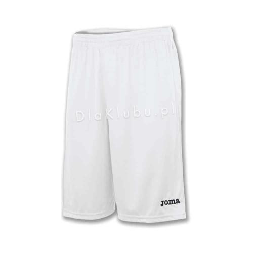 Spodenki koszykarskie JOMA Short białe