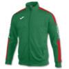 Kurtka treningowa JOMA Champion IV  zielono-czerwona 100687.456