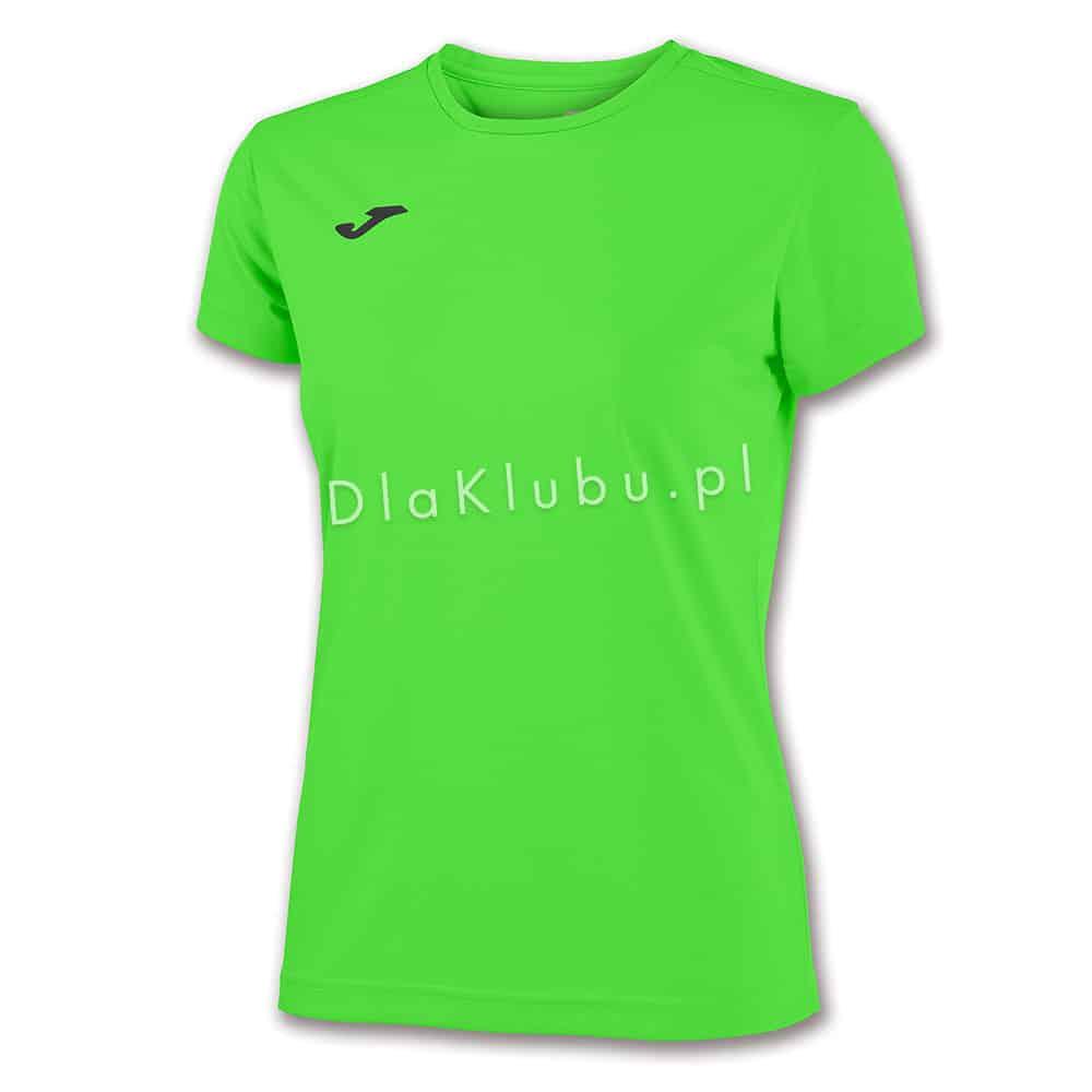 ae5fe288ab5b34 Koszulka sportowa Joma Combi Woman jasno zielona - Stroje Joma ...