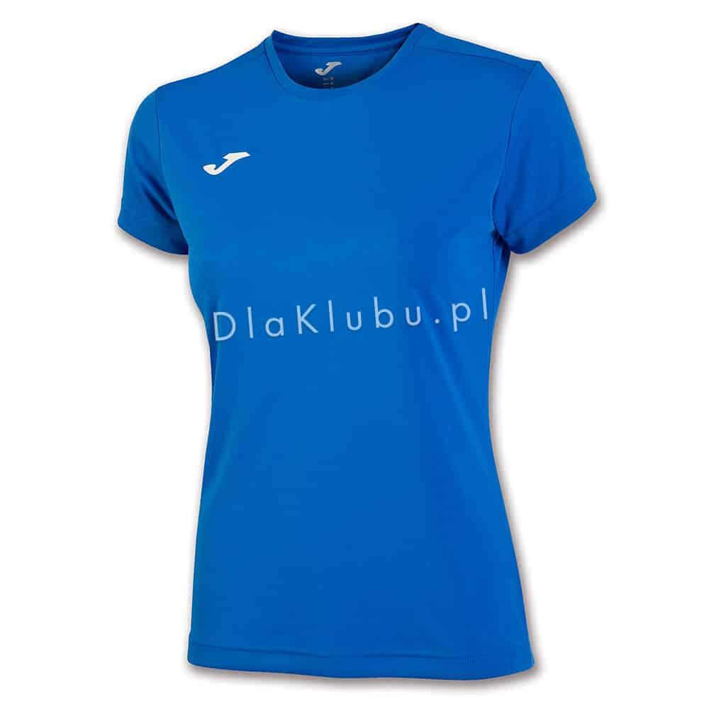 bc51a0bdcee7e7 Koszulka sportowa Joma Combi Woman niebieska - Stroje Joma - stroje ...