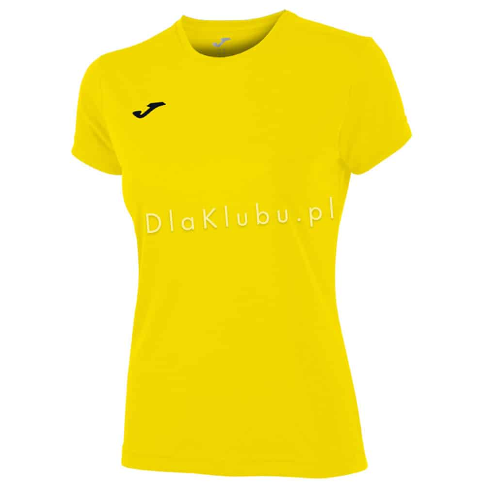 7b2a67e1689950 Koszulka sportowa Joma Combi Woman żółta - Stroje Joma - stroje ...