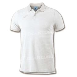Koszulka polo JOMA Essential biała