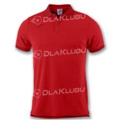 Koszulka polo JOMA Essential czerwona