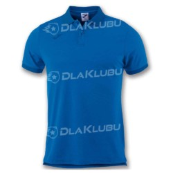 Koszulka polo JOMA Essential niebieska