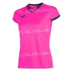 Koszulka sportowa damska JOMA Galaxy różowa
