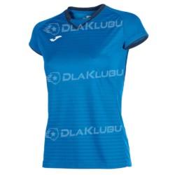 Koszulka sportowa damska JOMA Galaxy niebieska