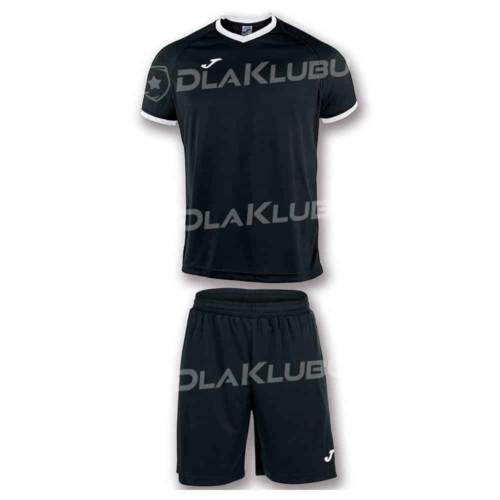 Strój piłkarski JOMA Academy czarny