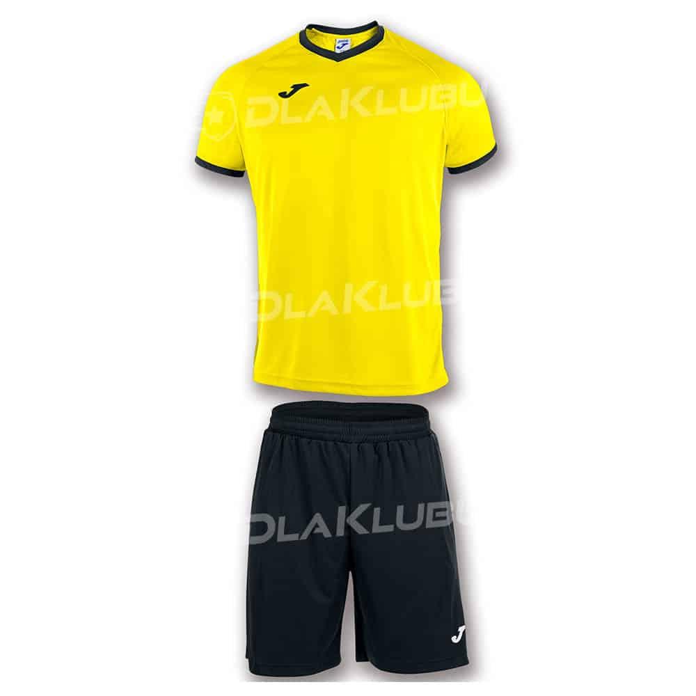 77c7e6cf57d66 Strój piłkarski JOMA Academy żółto-czarny - Stroje Joma - stroje ...
