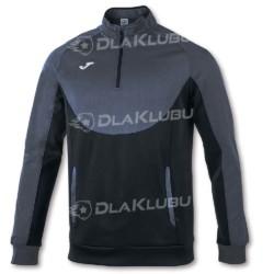 Bluza sportowa JOMA Essential czarno-grafitowa
