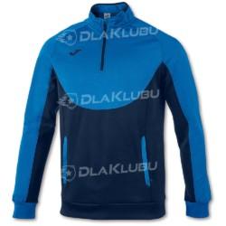Bluza sportowa JOMA Essential granatowo-niebieska