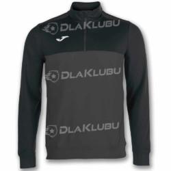 Bluza sportowa JOMA Winner grafitowo-czarna
