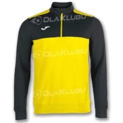 Bluza sportowa JOMA Winner żółto-czarna
