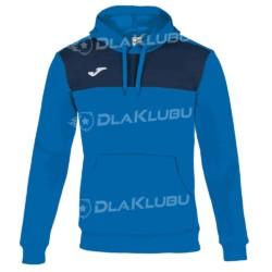 Bluza sportowa z kapturem JOMA Winner niebieska