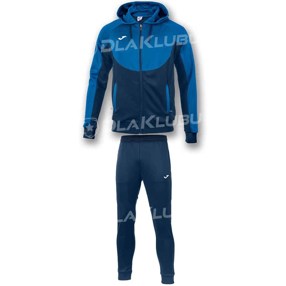 6932d8e69711 Dres sportowy JOMA Essential granatowo-niebieski - Stroje Joma ...