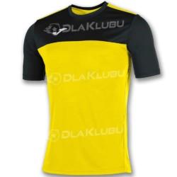Koszulka piłkarska JOMA Winner żółto-czarna