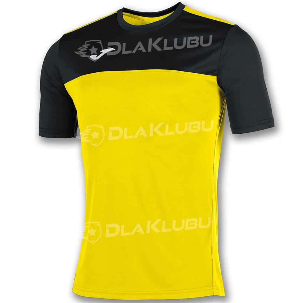 d500709f3 Koszulka piłkarska JOMA Winner żółto-czarna - Stroje Joma - stroje ...