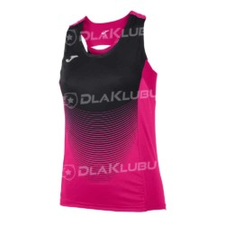 Koszulka siatkarska damska JOMA Elite IV różowo-czarna