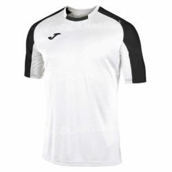 Koszulka sportowa JOMA Essential biało-czarna