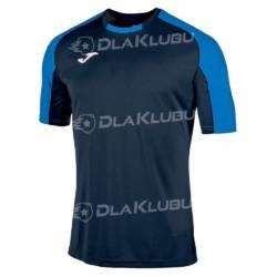 Koszulka sportowa JOMA Essential granatowo-niebieska