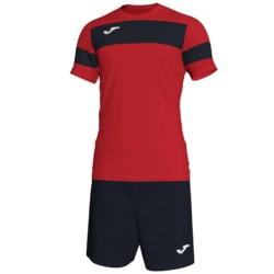 Zestaw piłkarski JOMA Academy II czerwono czarny