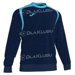 Bluza dresowa JOMA Champion V granatowo błękitna