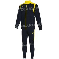 Dres treningowy JOMA Champion V czarno żółty