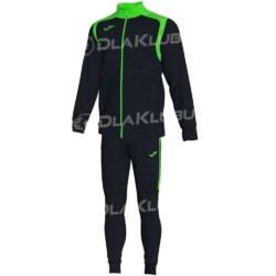Dres treningowy JOMA Champion V czarno zielony