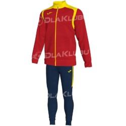 Dres treningowy JOMA Champion V czerwono żółty