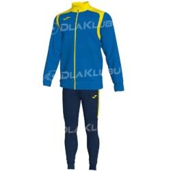 Dres treningowy JOMA Champion V niebiesko żółty
