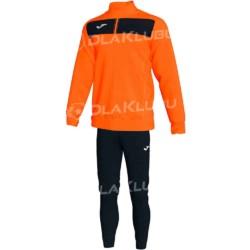 Dres treningowy JOMA Academy II pomarańczowo czarny