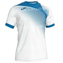 Koszulka siatkarska JOMA Hispa II biało niebieska