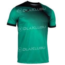 Koszulka siatkarska JOMA Hispa II zielono czarna